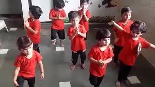Bolo ganpati bappa morya by small kids