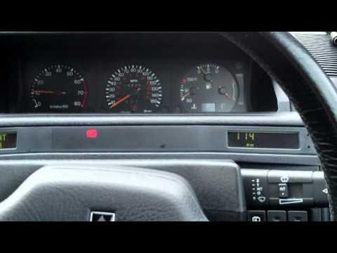 citroen-xm-2.0-turbo-cold-start