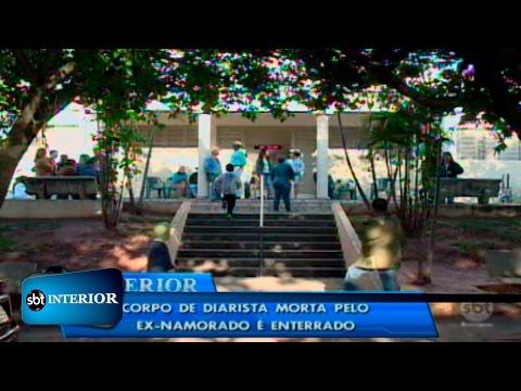 Mulher morta a facadas pelo ex-companheiro é enterrada em Mirandópolis