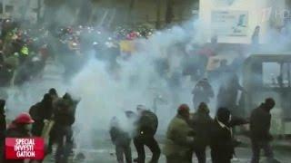 Украинские власти просят французское телевидение не показывать фильм о событиях на Майдане.