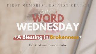 A Blessing in Brokenness