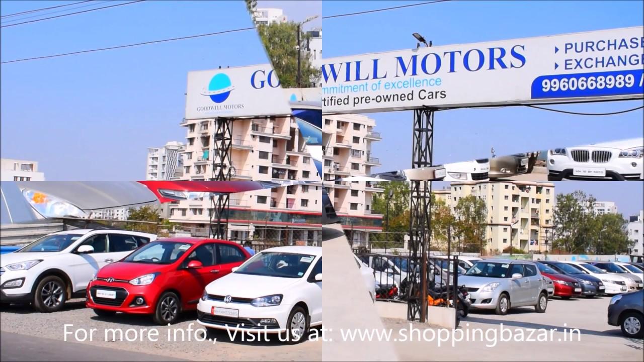 Used Car Dealerships >> Best Used Car Dealer In Pune Goodwill Motors Youtube