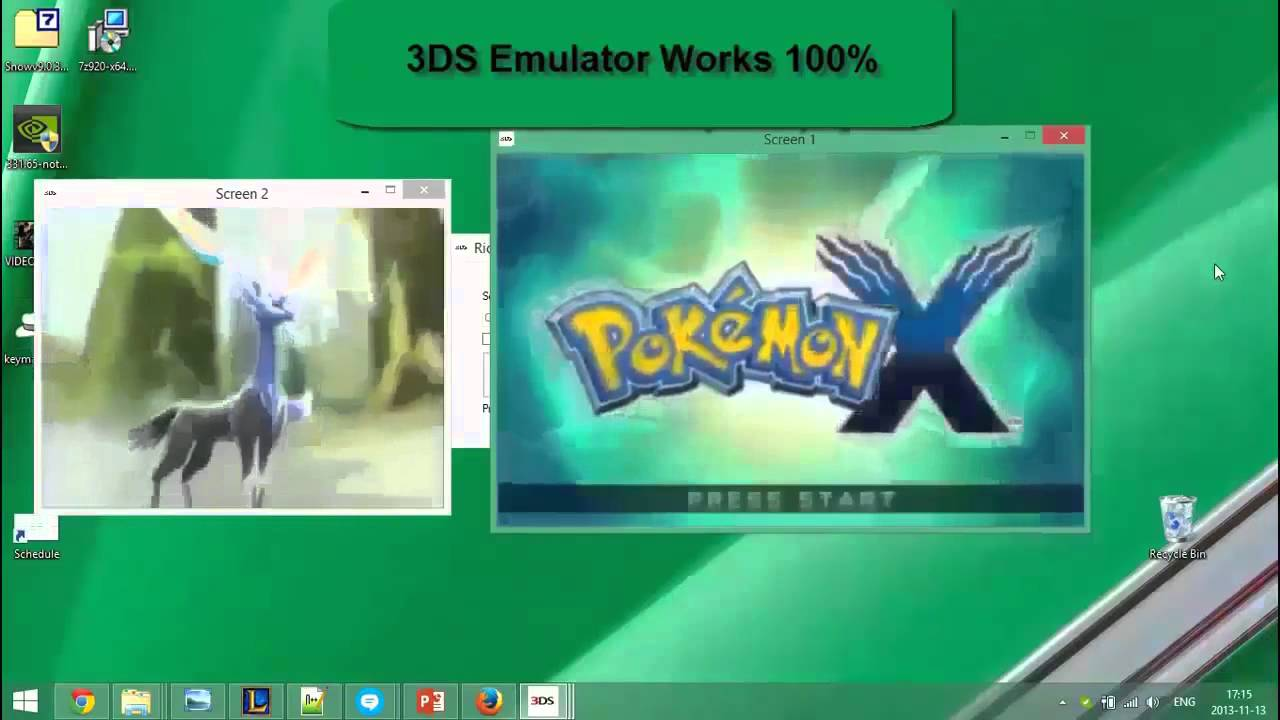 Pokemon Y Emulator On Mac