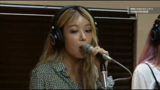 [Live] 160707 Wonder Girls - Why So Lonely @ Park Jiyoon's FM Date