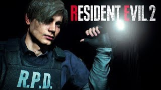 RESIDENT EVIL 2: Remake tá LINDO no PC!! Gameplay em 1440p60