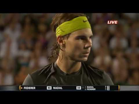 Australian Open 2009 Final - Nadal Vs Federer Highlights HD