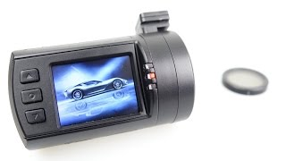 Mini 0806 Dashcam Review - the tiny car cam that can.