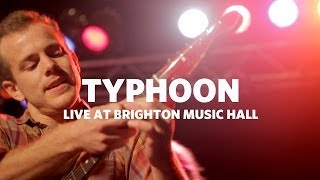 WGBH Music: Typhoon - Artificial Light (Live)