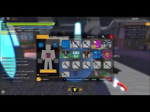 Roblox - Swordburst 2 (speed glitch) 2018 NEW!! by deanedarylle llamado