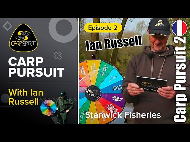 Carp Pursuit 2 | Un nouveau challenge pour Ian Russel