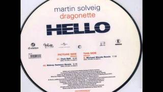 Martin Solveig and Dragonette - Hello (Michael Woods dub remix) g7cut
