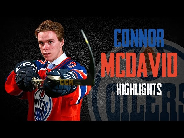 Connor McDavid Ultimate Highlights | Tribute | HD