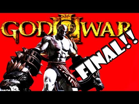 God Of War 3: O FINAL ESPETACULAR +16