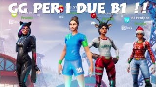 Fortnite - ECCO WHAT SUCCEDE IF USE THE SKIN OF FILO