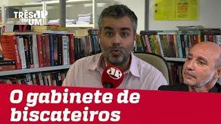 #CarlosAndreazza: O gabinete de biscateiros