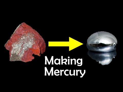 How Mercury is Made