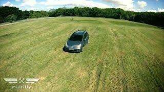 Nissan Livina - Tomadas Aéreas Drone - Multifly