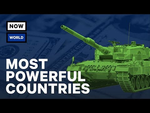 The World's Most Powerful Countries