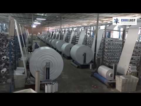 yarn making process - The Manufacturing Process of Fabric