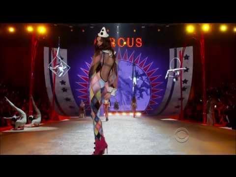 Видео: The Victorias Secret Fashion Show 2012 Opening HD