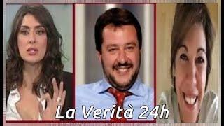 L'ex moglie di Matteo Salvini al veleno contro Elisa Isoardi: 'Questa tizia non/La Verità 24h