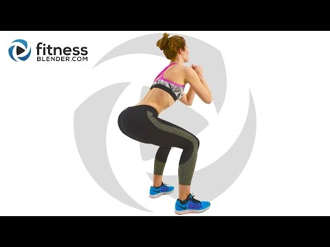 No Equipment Cardio: Fat Burning HIIT Workout with Warm Up Cardio (With Low Impact Modifications)