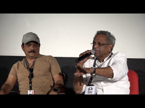 In Conversation with Masters: Jayaraj, Shaji N Karun, Srijit Mukherji at #IFFI2018, Goa
