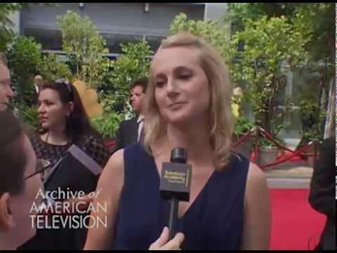 Red Carpet Interview: Piper Kerman @Primetime Emmys 2014 - EMMYTVLEGENDS.ORG