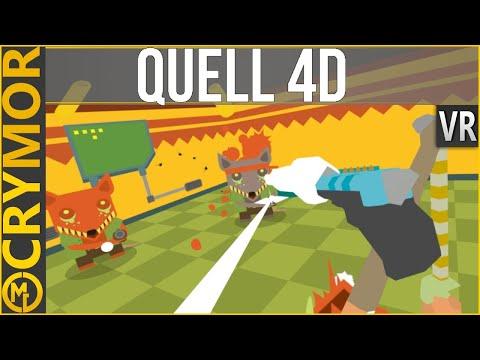 Quell 4D Review | ConsidVRs