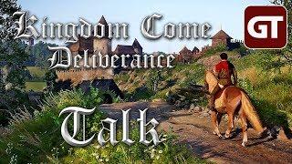 Thumbnail für Kingdom Come Deliverance: Nice oder Shice - GT-Talk #89 mit dem Firlefranz