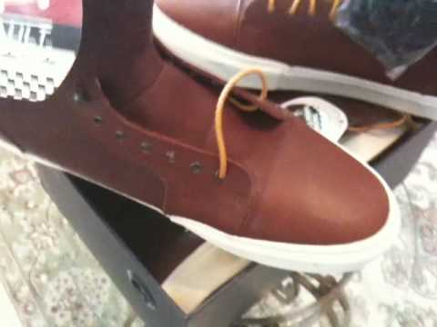 VANS VAULT - Taka Hayashi - No Quarter - brown colorway - Fall 2009 1cb8a3573b
