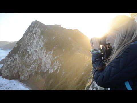 Alicia Richardson ISA Dunedin:  Welcome To New Zealand