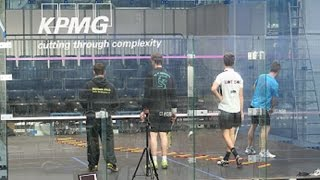 Trailer Squash-Decathlon, The Squaire
