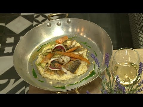recette risotto aux fruits de mer m t o la carte youtube. Black Bedroom Furniture Sets. Home Design Ideas
