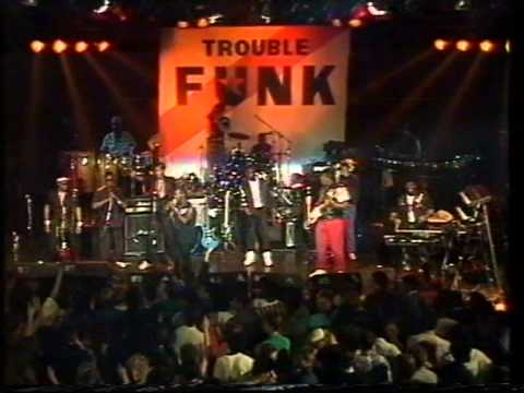 Trouble Funk 92886 London, England @ Town & Country Club