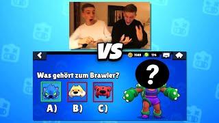 BRAWL STARS QUIZ BATTLE eskaliert! | Quiz Opening Battle gegen ClashGames!