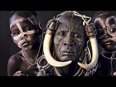 MÚSICA AFRICANA TRADICIONAL
