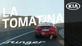 Webisode 2: Tomatina Festival -  Viele Abenteuer. Ein Auto | Der neue Kia Stinger