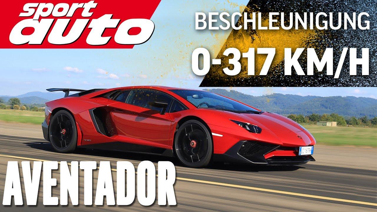 Lamborghini aventador speedometer