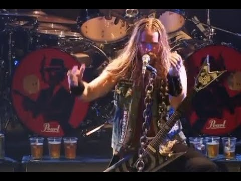 BLACK LABEL SOCIETY tease new song Room Of Nightmares off new 2018 album!