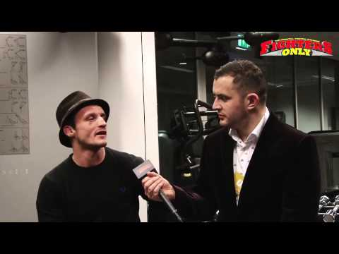 Brad Pickett: UFC on Fuel TV 9 Post Fight Interview