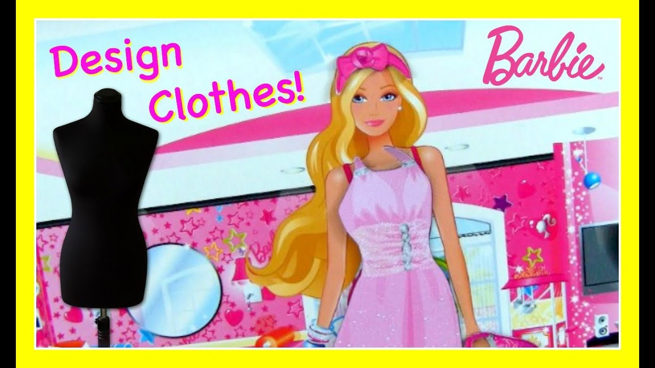 barbie house games magnet dress up book dress up fashion 10079