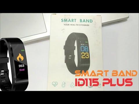 Unboxing And Review Yoho Sports Healty Smart Band Kelas Menengah