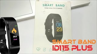 Unboxing And Review Yoho Sports Healty Smart Band Kelas Menengah