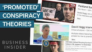 YouTube And Facebook Have A Serious Problem With Promoting Conspiracy Theories