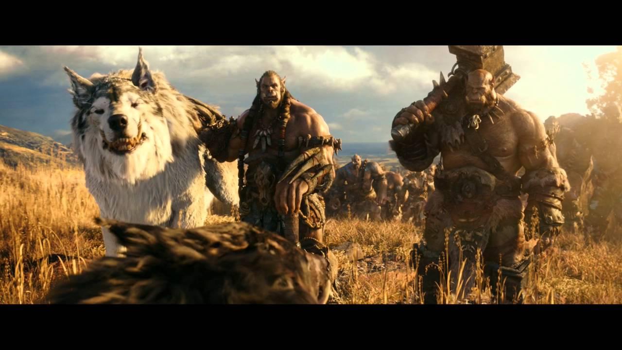 Warcraft: Prvý stret (Warcraft) - oficiálny dabovaný trailer