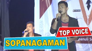 Download Sopanagaman (GO'RAME BAND) - Top Voice - Live HUT Tapsel 2019