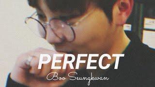 Boo Seungkwan perfect fmv.mp3