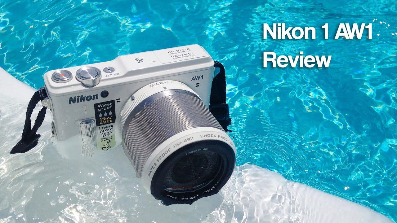 Nikon 1 aw1 review youtube.