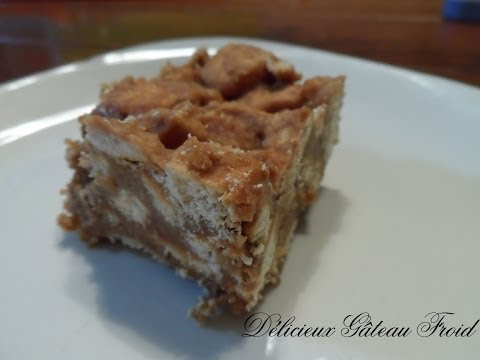délicieux-gâteau-froid---recette-de-grand-mère-par-chef-nora---delicious-grand-mother-cake-recipe